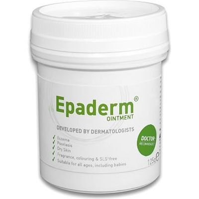 Epaderm 3 in 1 Ointment - 125g