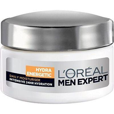 L'Oreal Men Expert Hydra Energetic Daily Intensive Moisturiser Pot 50ml