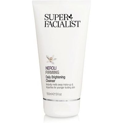 Superfacialist Neroli Daily Brightening Cleanser 150ml