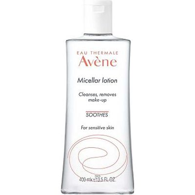 Avene Micellar Lotion Cleanser & Make-Up Remover, 400ml