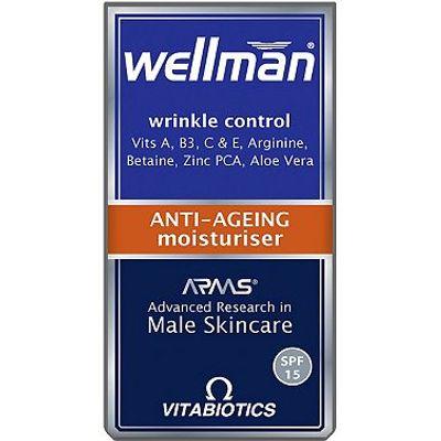 Wellman Anti-Ageing Moisturiser 50 ml