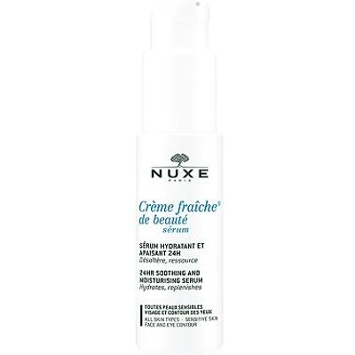 Nuxe Crme Frache de beaut Serum - 24HR Soothing and Moisturising Concentrated Serum    Sensitive ski