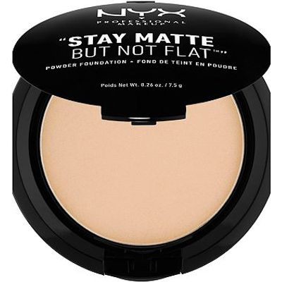 NYX Stay Matte powder foundation WARM BEIGE