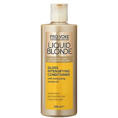 PRO:VOKE Liquid Blonde Intense Shine Conditioner