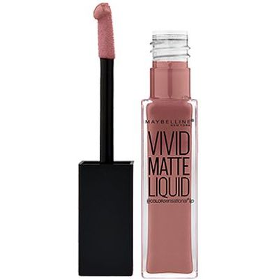 Maybelline Color Sensational Vivid Matte Liquid Lipstick wicked