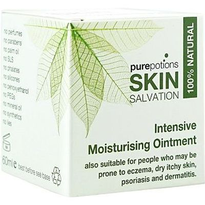 Purepotions Skin Salvation Intensive Moisturising Ointment 60ml