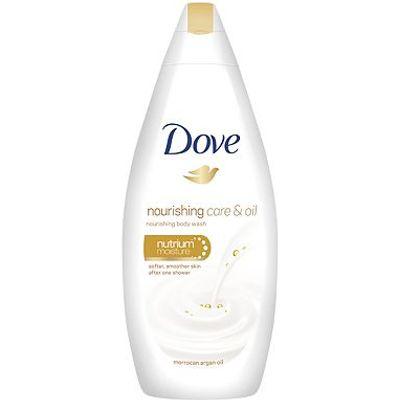 Dove Nourishing Care & Oil Body Wash 250ml