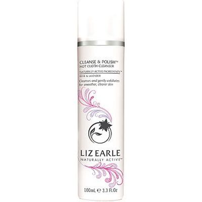 Liz Earle Cleanse & Polish Hot Cloth Cleanser Rose & Lavender