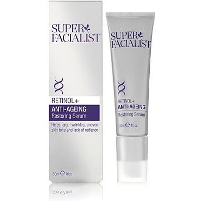 Super Facialist Retinol+ Anti-Ageing Restoring Serum 30ml