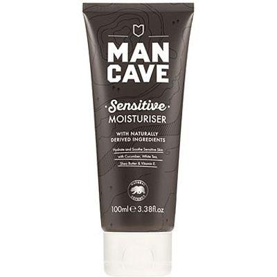 ManCave Sensitive moisturiser 100ml
