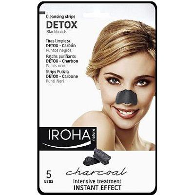 Iroha Black Nose Detox Strips - Charcoal