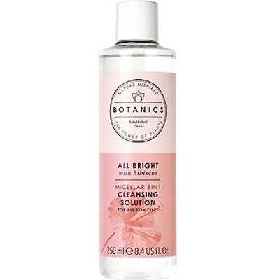 Botanics All Bright Micellar Cleansing Solution 3 in 1 250 ml
