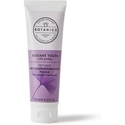 Botanics Radiant Youth Microdermabrasion Polish 120ml