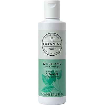 Botanics Organic Softening Cleanser 82% Organic 250ml