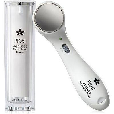 PRAI Beauty AGELESS Ionic Throat System ( 2 piece set)