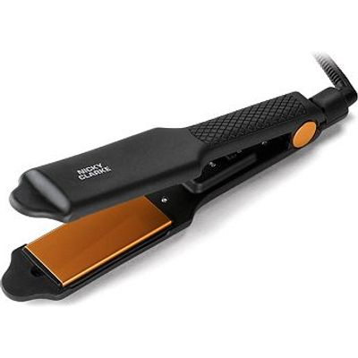 Nicky Clarke Hair Therapy 200 Wide Plate Straightener NSS188