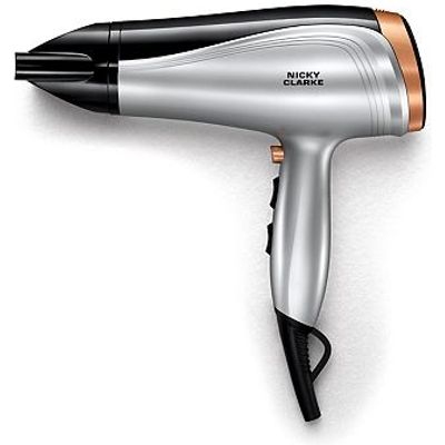 Nicky Clarke Hair Therapy 2500W Lightweight Dryer NHD190