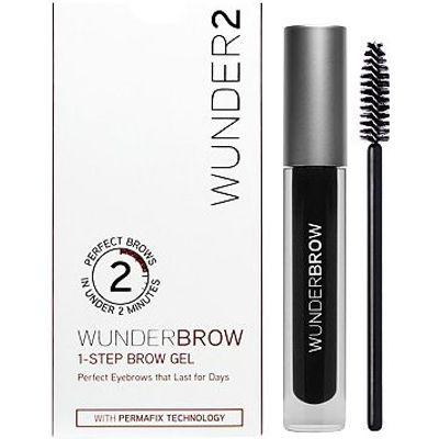 Wunder2 Wonderbrow eyebrow Gel jet balck (3g)
