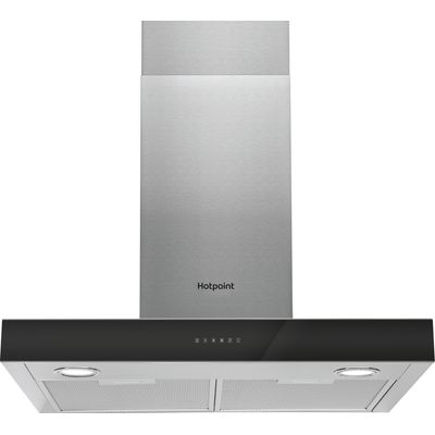 5016108949788 | HOTPOINT  PHBS6 8FLTIX Chimney Cooker Hood   Stainless Steel  Stainless Steel Store