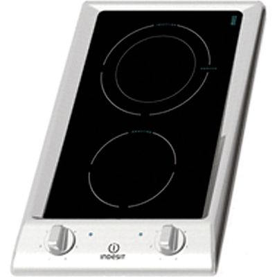 Indesit DP2RIX electric hobs  in Stainless Steel 8007842622188