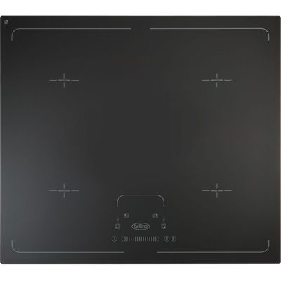 5052263039339 | BELLING  IHF64T Electric Induction Hob   Black  Black Store