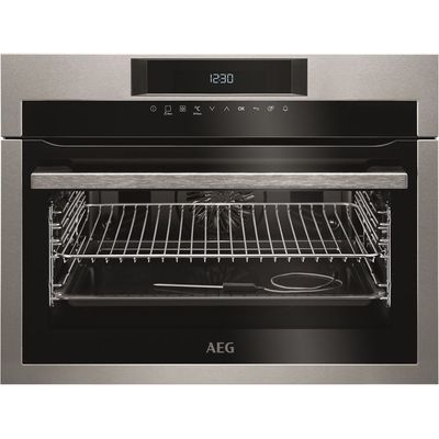 AEG KPE742220M Electric Oven   Stainless Steel  Stainless Steel - 7332543524105