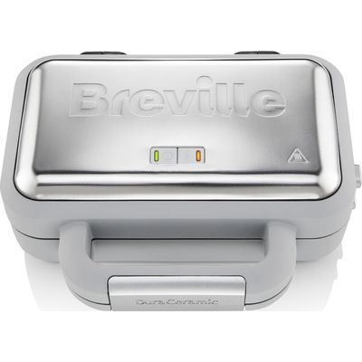 5011773061834 | BREVILLE VST072 Waffle Maker   Grey   Stainless Steel  Stainless Steel Store