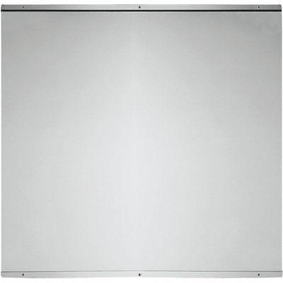 5055205053950: Baumatic BSB6 1SS Stainless Steel Splashback  Stainless Steel