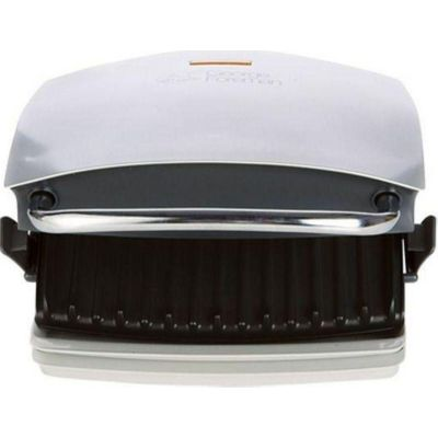 5038061027648 | George Foreman 14181 Family Grill and Melt Health Grill   Silver  Silver Store