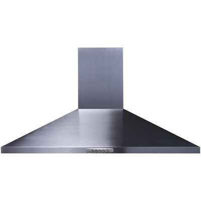 5034648496531: NEW WLD  UH 100 Chimney Cooker Hood   Stainless Steel  Stainless Steel