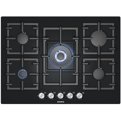 4242003528556 | Siemens EP716QB91E gas hobs  in Black