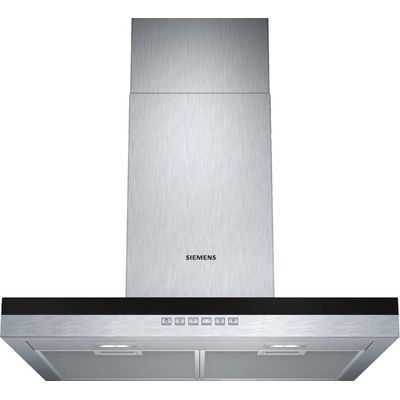 SIEMENS  iQ300 LC67BE532B Chimney Cooker Hood   Stainless Steel  Stainless Steel - 4242003651254