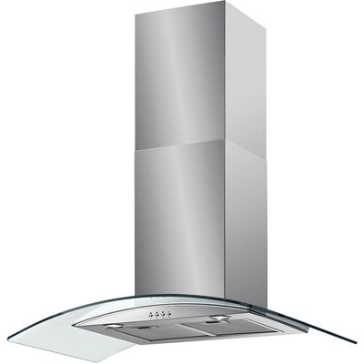 5055205027029 | Baumatic BT9 3GL Chimney Cooker Hood   Stainless Steel  Stainless Steel