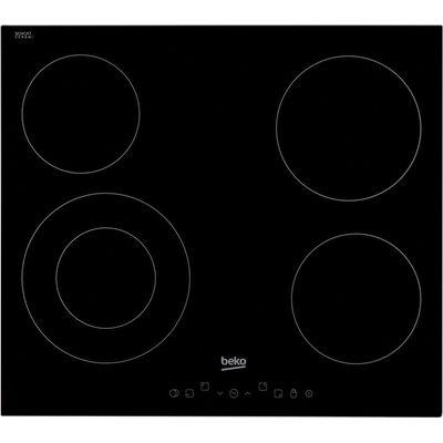 5023790022439 | Beko HIC64402T Electric Ceramic Hob  Black Store