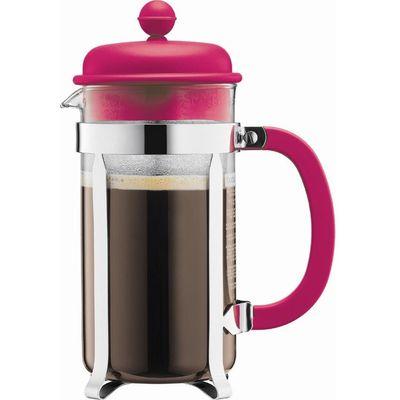 699965322625   BODUM  Caffettiera 1918 634 Coffee Maker    Pink  Pink Store
