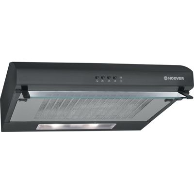 8016361856110 | HOOVER  HFT60 2B Integrated Cooker Hood   Black  Black Store