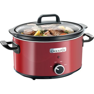 5060134336081   CROCK POT  SCV400RD Slow Cooker   Red  Red Store