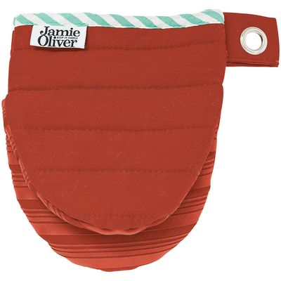 8718033970550 | JAMIE OLIVER  Silicone Mini Mitts   Red  Red Store