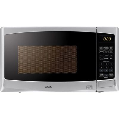 5017416469166 | LOGIK  L20GS14 Microwave with Grill   Silver  Silver Store