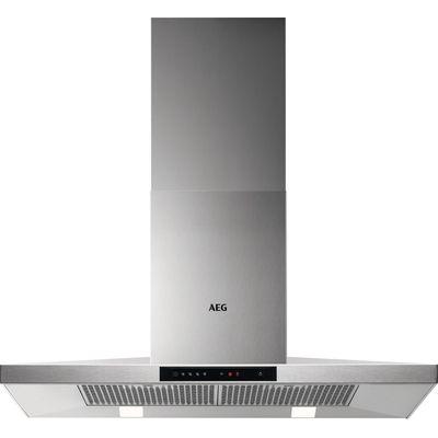 7332543538164 | AEG DKB5960HM Chimney Cooker Hood   Stainless Steel  Stainless Steel
