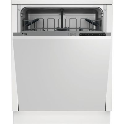 5023790040525 | BEKO  DIN15X10 Full size Integrated Dishwasher Store