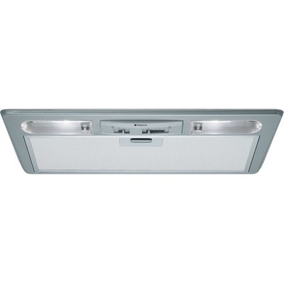 5016108843406 | HOTPOINT  HTU32X Canopy Cooker Hood   Stainless Steel  Stainless Steel Store