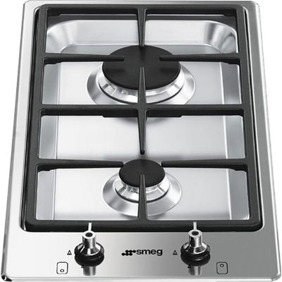 8017709138059 | Smeg PGF32G gas hobs  in Stainless Steel