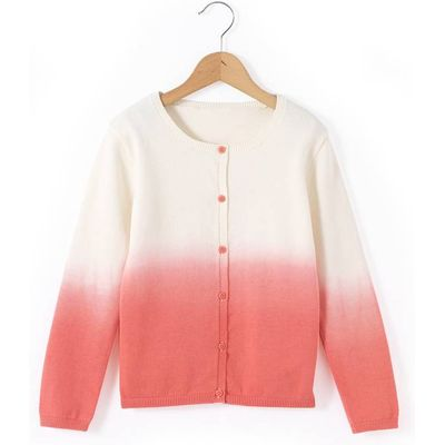 Dip-Dye Cardigan, 2-12 Years
