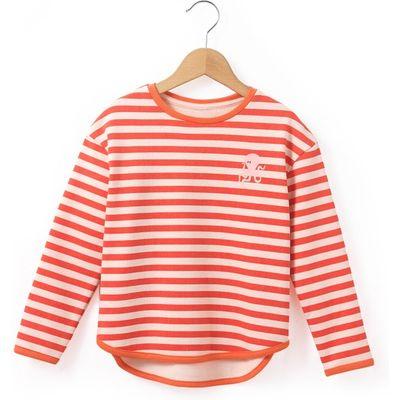 Striped Sweatshirt, 3-12 Years