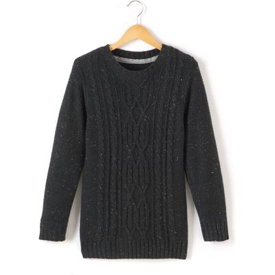 Cable-Knit Jumper, 10 - 16 Years