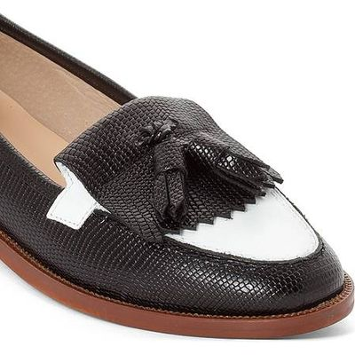 Deanne Leather Loafers