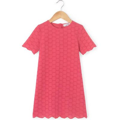 Broderie Anglaise Dress, 3-12 Years