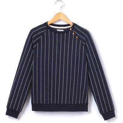 Striped Sweatshirt, 10-16 Years