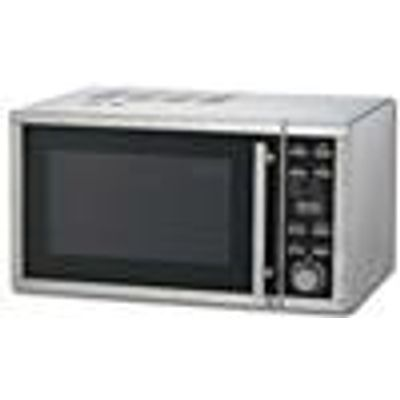 05031117813035: Microwave Convection Oven and Grill 900W 28 Litre Black